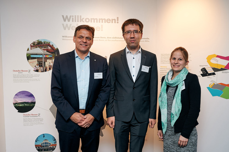 SICAT Employee Helmut Buhler Receives Sponsorship Award from Bonn-Rhine-Sieg University of Applied Sciences